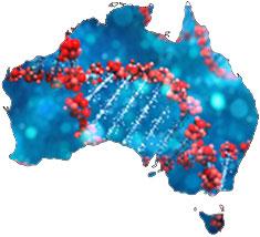 Australian DNA Image